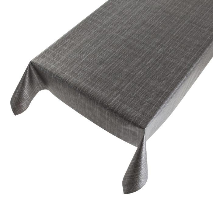 tafelzeil ruit grijs
