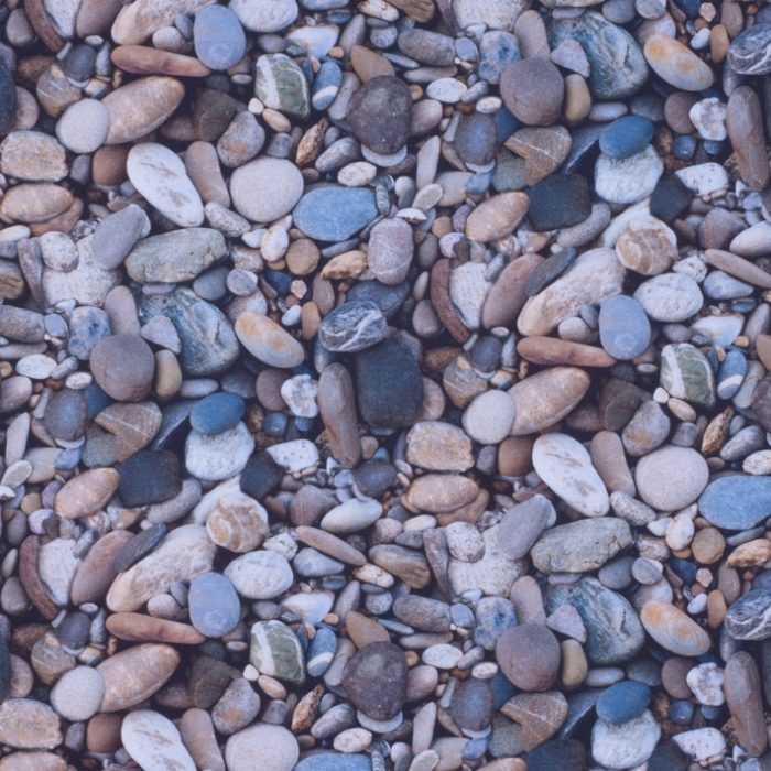 Digitale print stenen stof