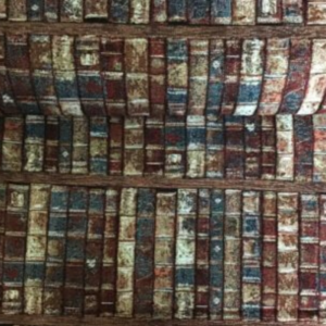 Gobelin meubelstof retro print