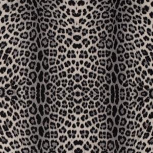 Dierenprint panter polyester elasthan