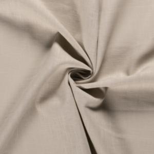 Linnen naturel kleurige stof, 100% linnen in mooie stevige maar toch soepele kwaliteit, tijdloos te dragen als jurk, broekpak, broek, rok, bloes en natuurlijk nog veel meer leuks.
