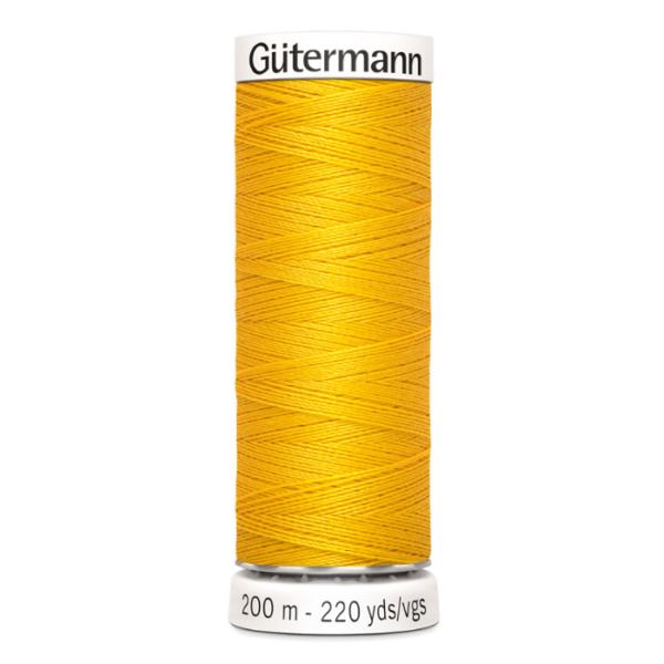 Gütermann naaigaren geel nr 106