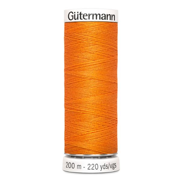 Gütermann naaigaren oranje nr 350