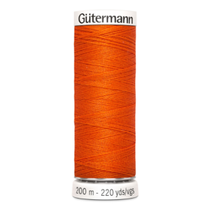 Gütermann naaigaren oranje nr 351