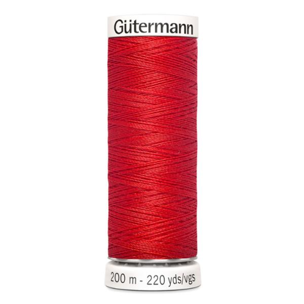 Gütermann naaigaren rood nr 364