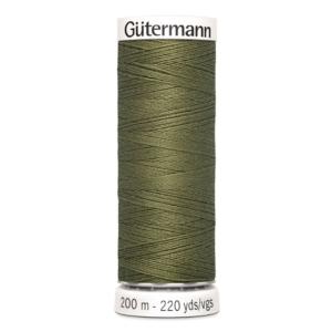 Gütermann naaigaren groen nr 432