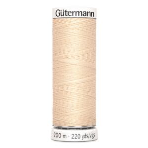 Gütermann naaigaren crème 5