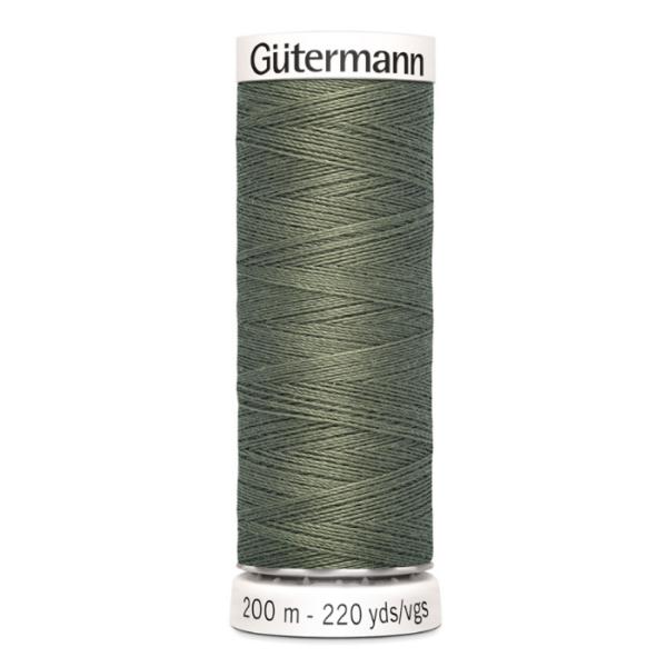 Gütermann naaigaren groen nr 824