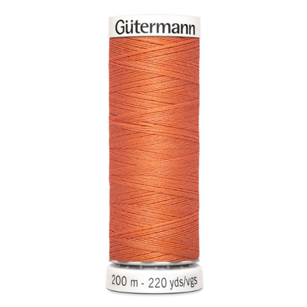 gütermann naaigaren oranje nr 895
