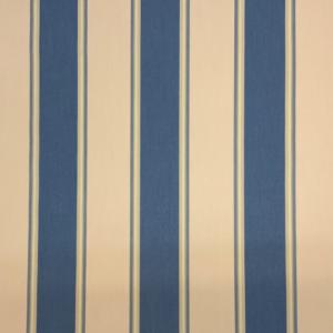 Markiesdoek blauw gestreept