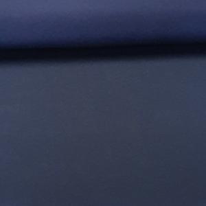 outdoor stof blauw effen