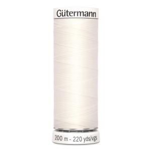 gütermann naaigaren wit nr 111