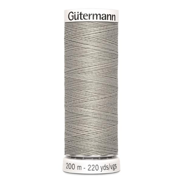 Gütermann naaigaren grijs nr 118