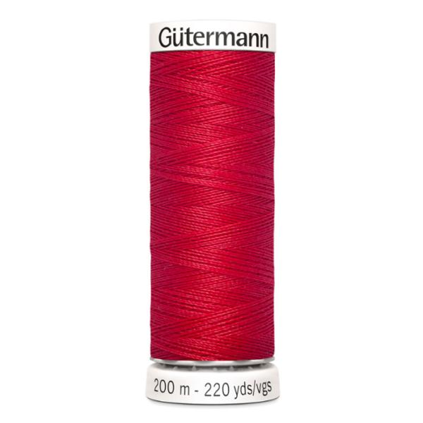 Gütermann naaigaren rood nr 156