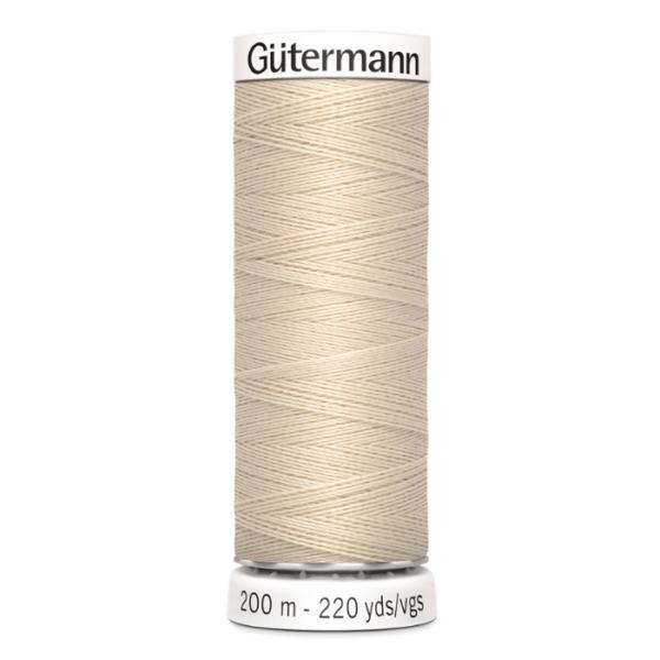 gütermann naaigaren beige nr 169