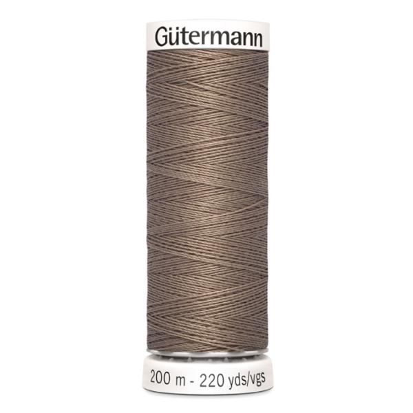 gütermann naaigaren bruin nr 199