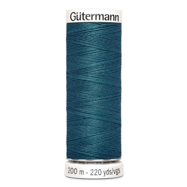 gütermann naaigaren blauwgroen nr 223