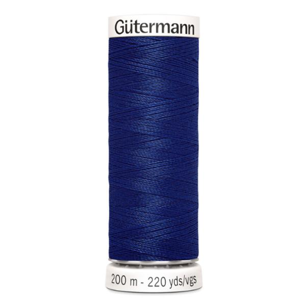 gütermann naaigaren blauw nr 232
