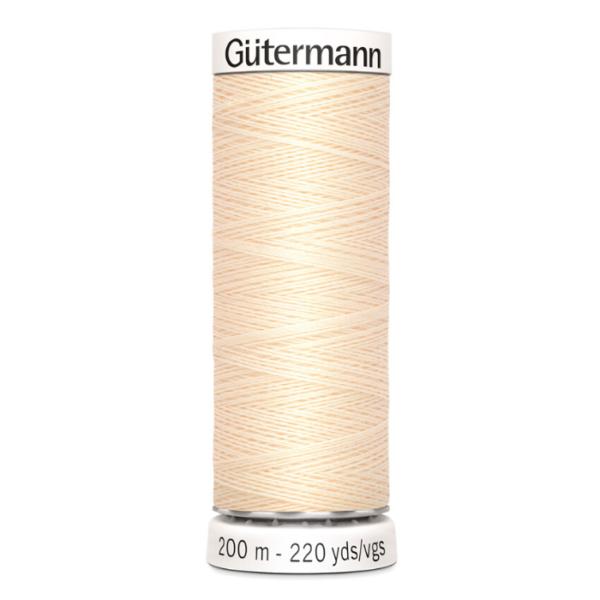 gütermann naaigaren ecru nr 414