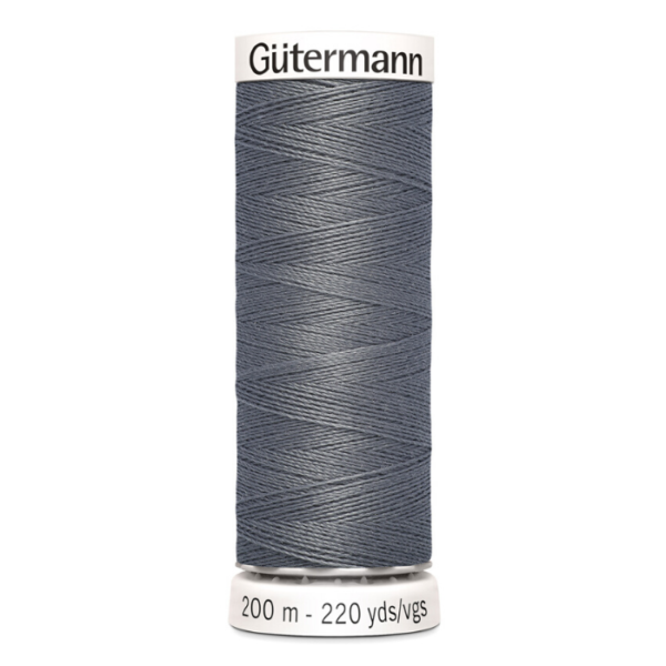 gütermann naaigaren grijs nr 497