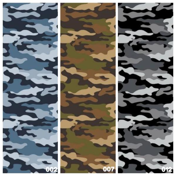 camouflage katoen stof