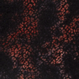 Jersey tricot dierenprint tie-dye