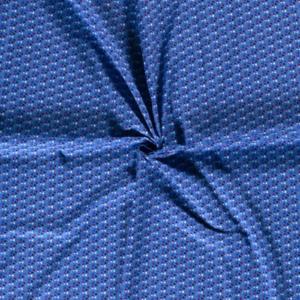 Poplin katoen driehoek print