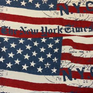 Gobelin stof Amerikaanse vlag