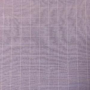 Decoratie stof lila ruit