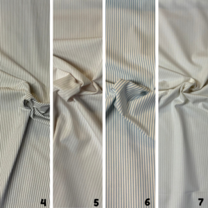 Katoen blouse streep