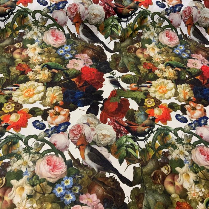 Decoratie Stof Bonte Bloemen Print Harry S Stoffen En Gordijnen