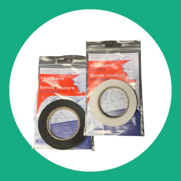 Naadband strijkbaar 1cm