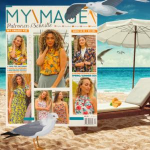 My Image zelfmaakmode tijdschrift