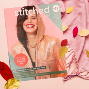 Stitched by you zelfmaakmode winter 2021
